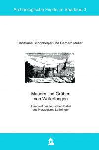 Cover Archäol. Funde Saarland 3